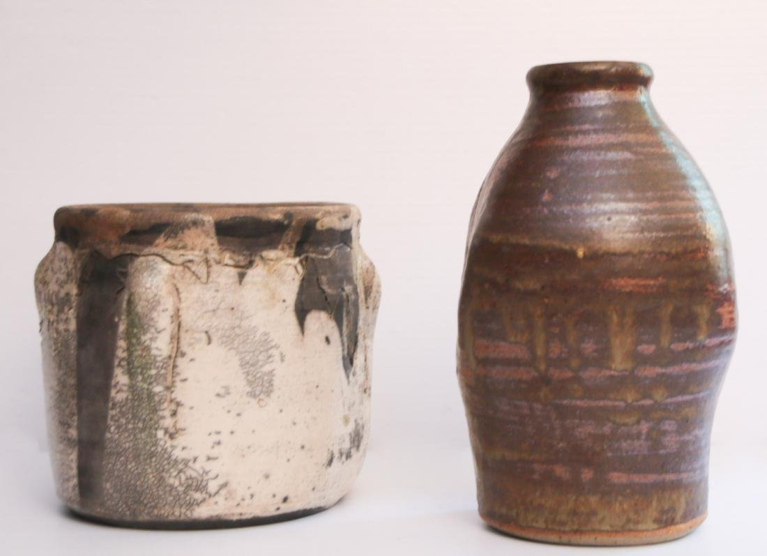 PR. OF ART POTTERY PIECES