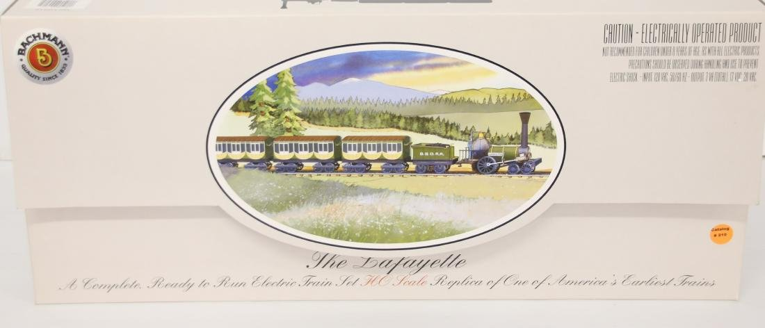 "Bachmann Trains - HO Scale ""The Lafayette"" electric"