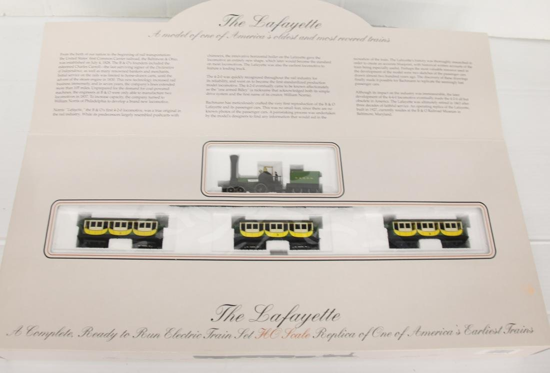 "Bachmann Trains - HO Scale ""The Lafayette"" electric - 2"