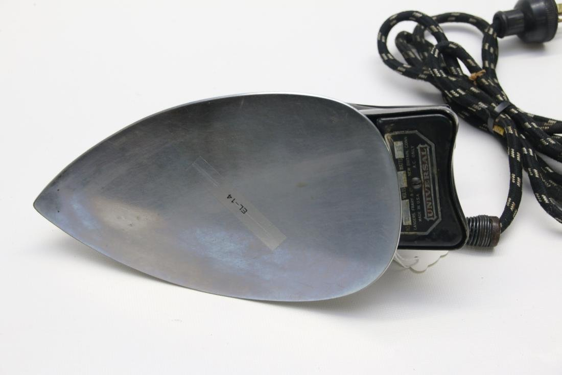 PAIR OF ELECTRIC IRONS - 4