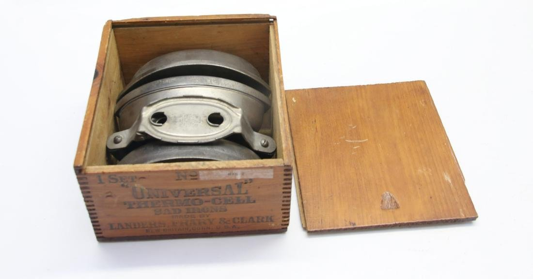 BOX IRON SET - 4