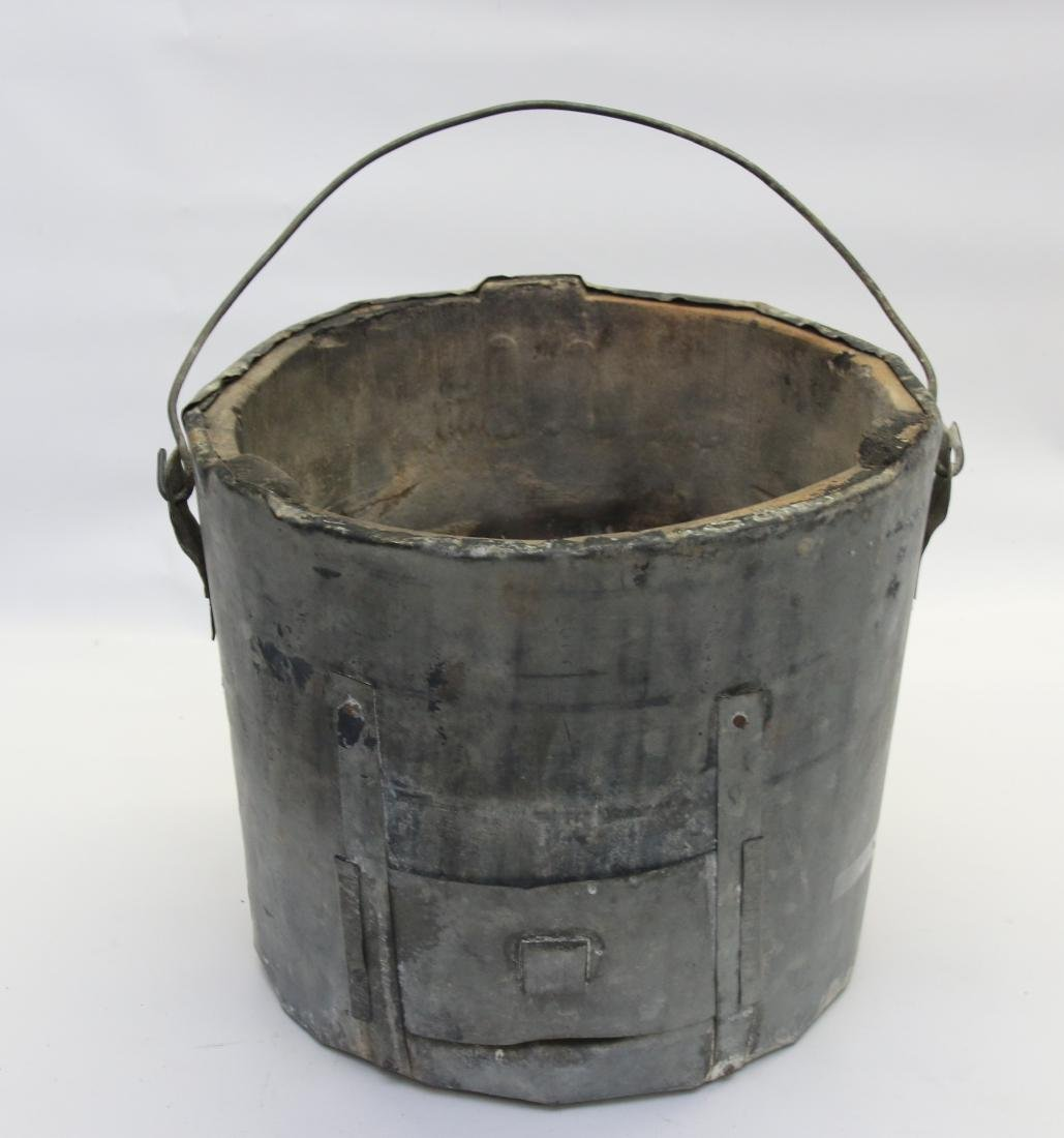 ANTIQUE BUCKET HEATER - 3