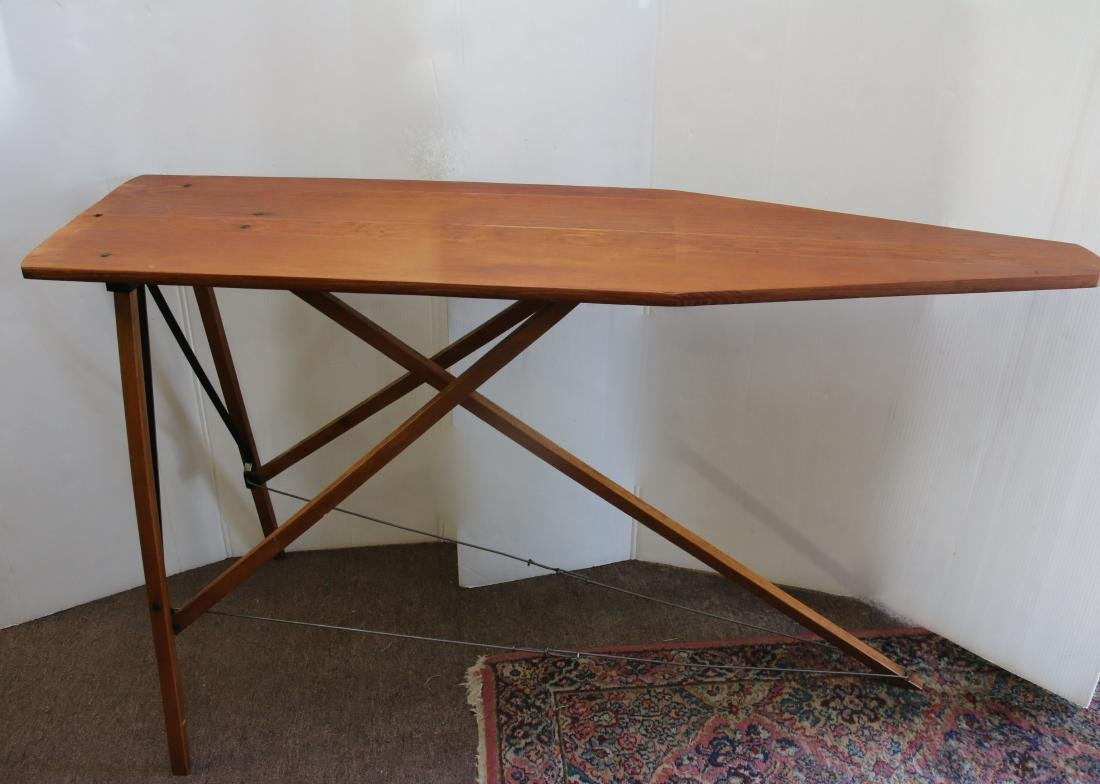 PR. OF WOODEN IRONING BOARDS