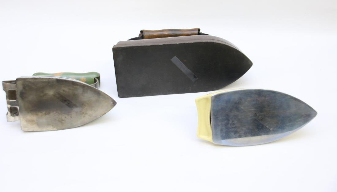 GROUP LOT OF IRONS - 3