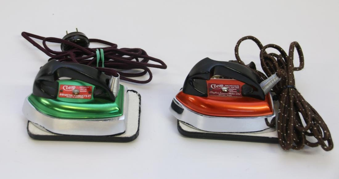 PR. OF ELECTRIC IRONS
