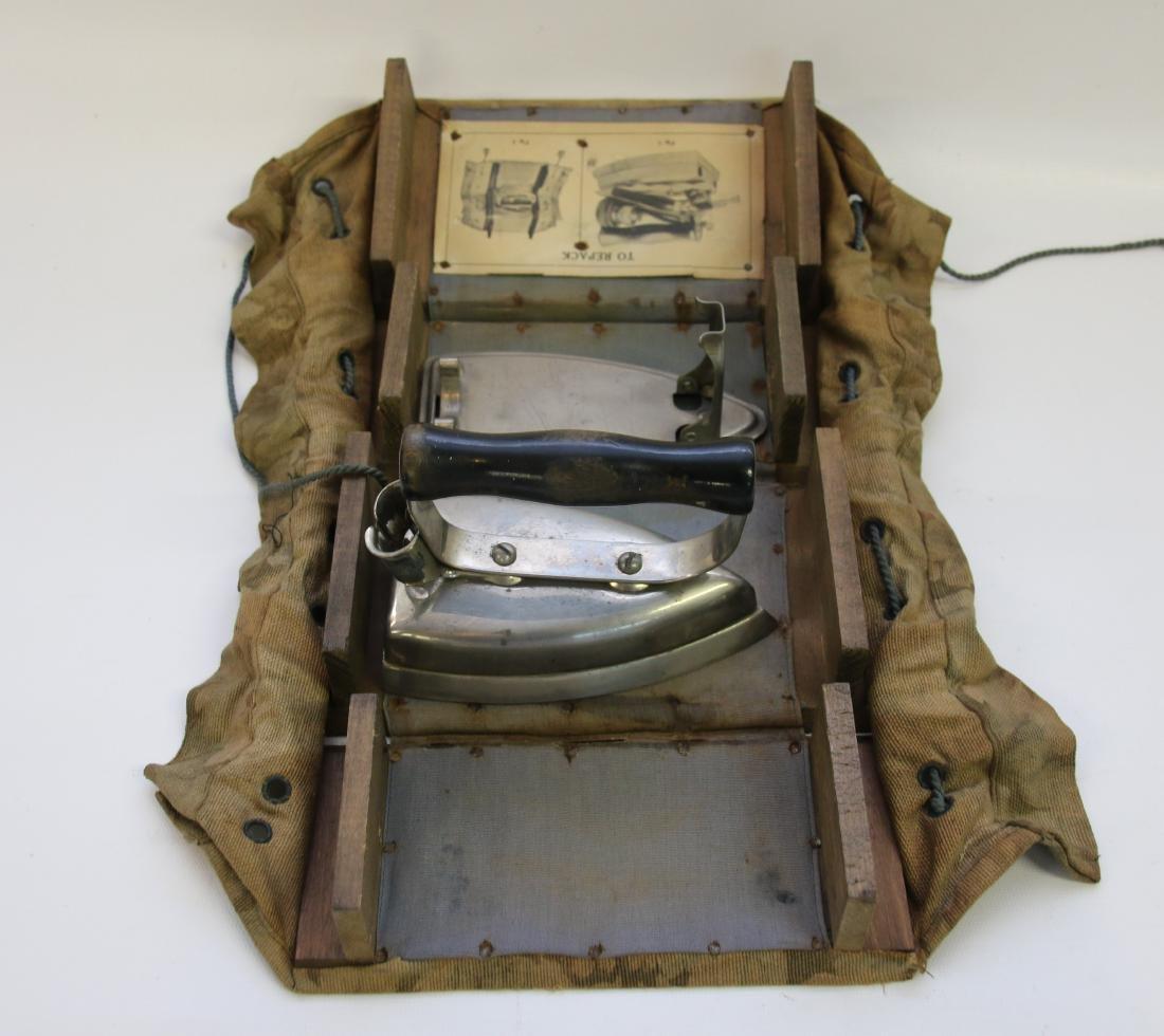 ELECTRIC TRAVEL IRON - 2