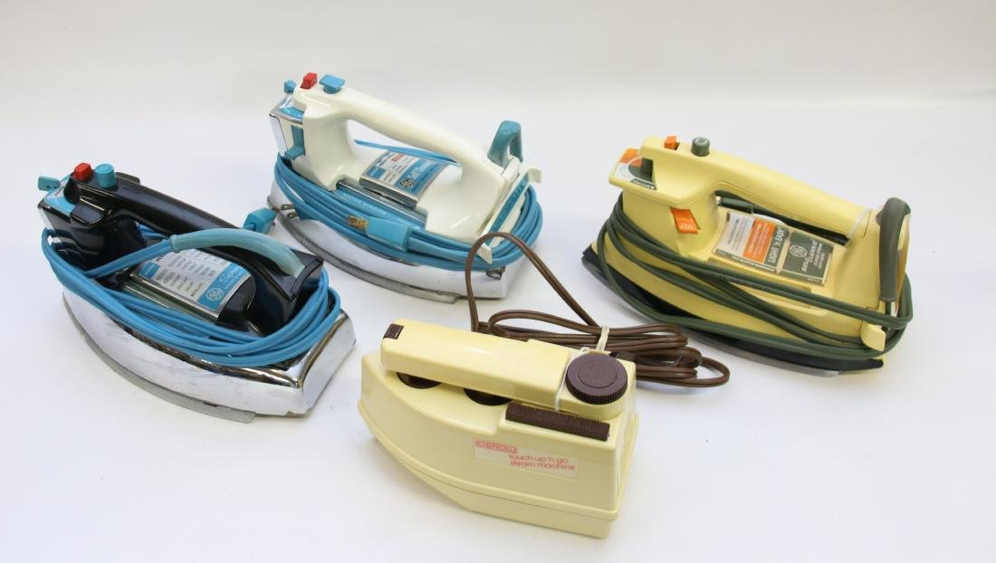 ELECTRIC IRON LOT