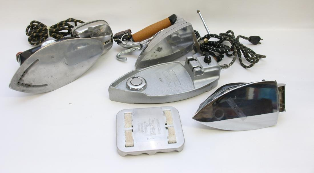 ELECTRIC IRON LOT - 2