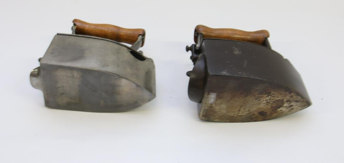 PR. OF CHARCOAL IRONS - 3