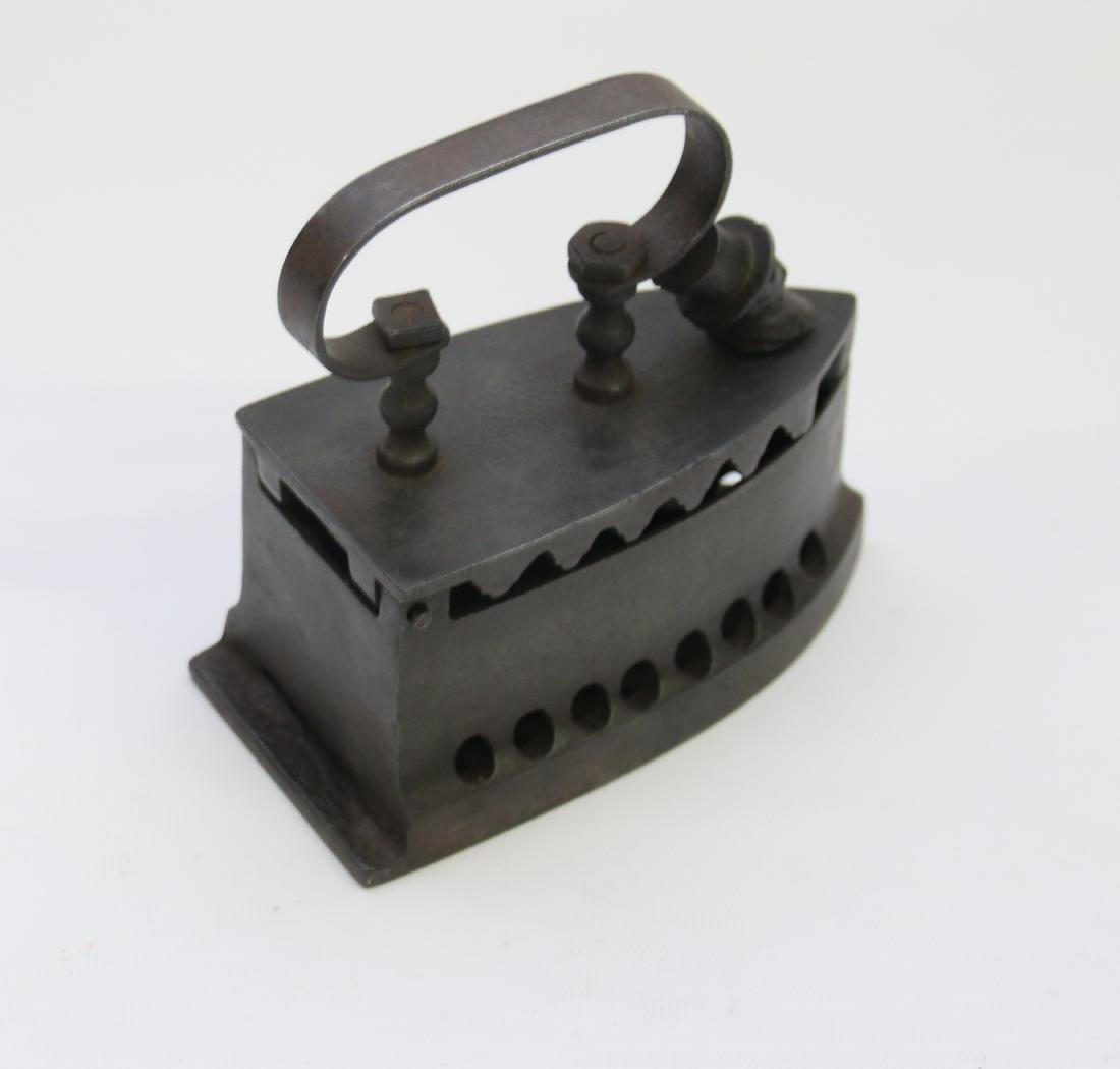 LITTLE CHARCOAL IRON - 2