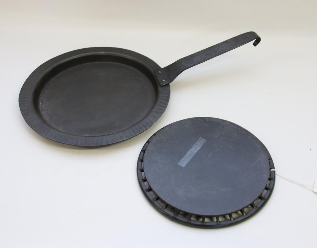 HEATER STOVE IRON WITH PAN
