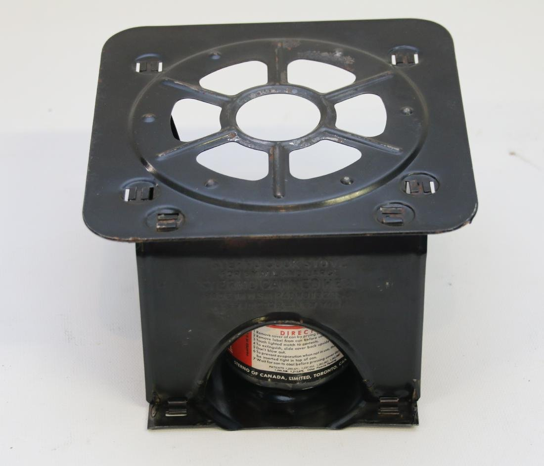 HEATER STOVE IRON - 2