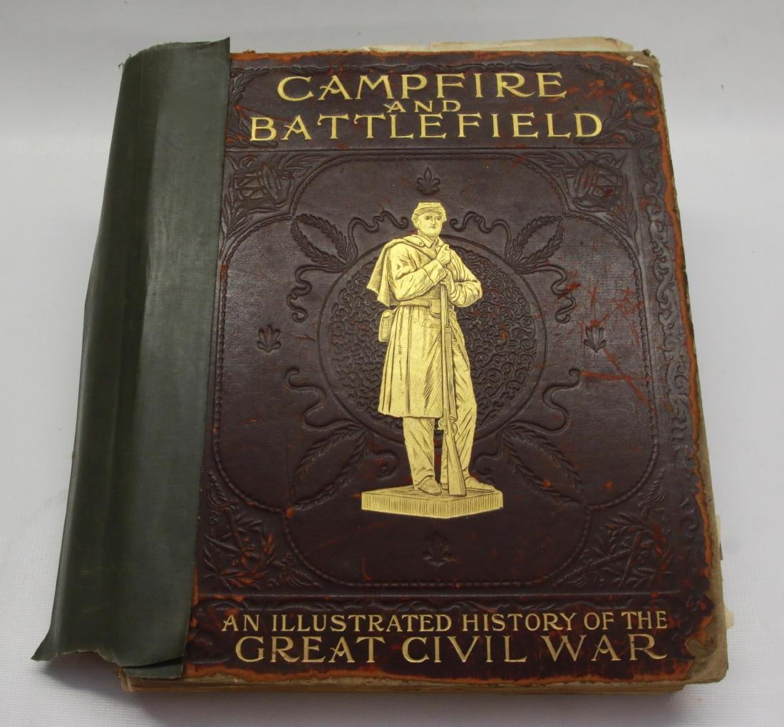 EARLY CIVIL WAR BOOK