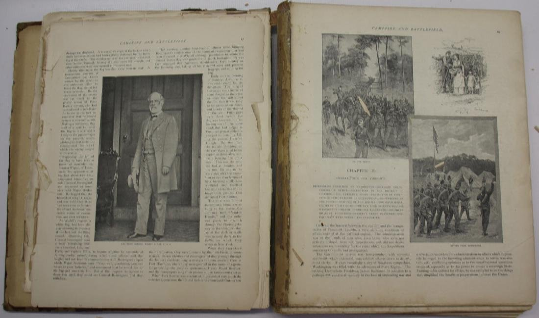 EARLY CIVIL WAR BOOK - 4