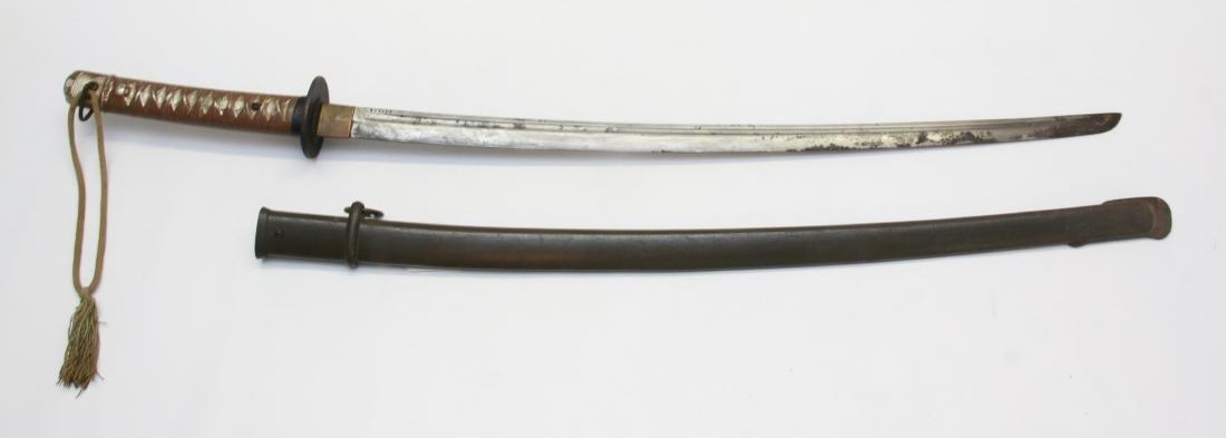 SAMURAI TYPE CAVALRY SWORD