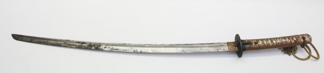 SAMURAI TYPE CAVALRY SWORD - 3
