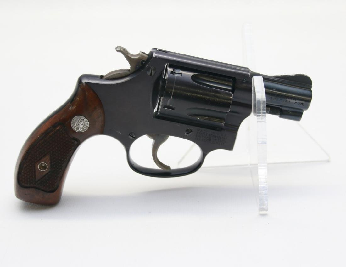 SMITH AND WESSON AIRWEIGHT