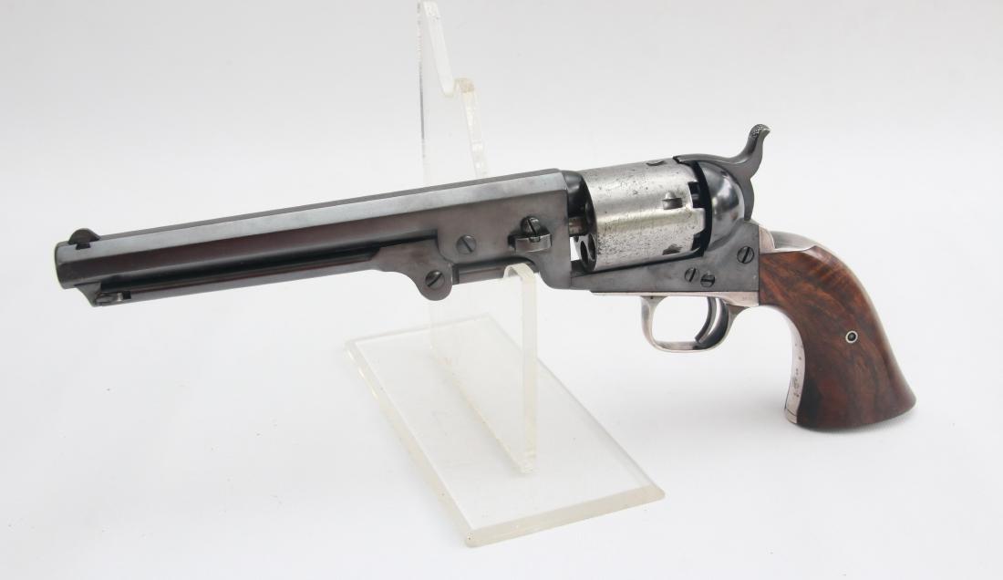 COLT MODEL 1851 CIVIL WAR NAVY REVOLVER - 2