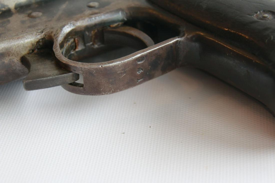 RUSSIAN ROMANIAN FLARE GUN WWII - 4