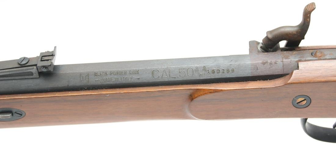 ITALIAN BLACK POWDER RIFLE - 4