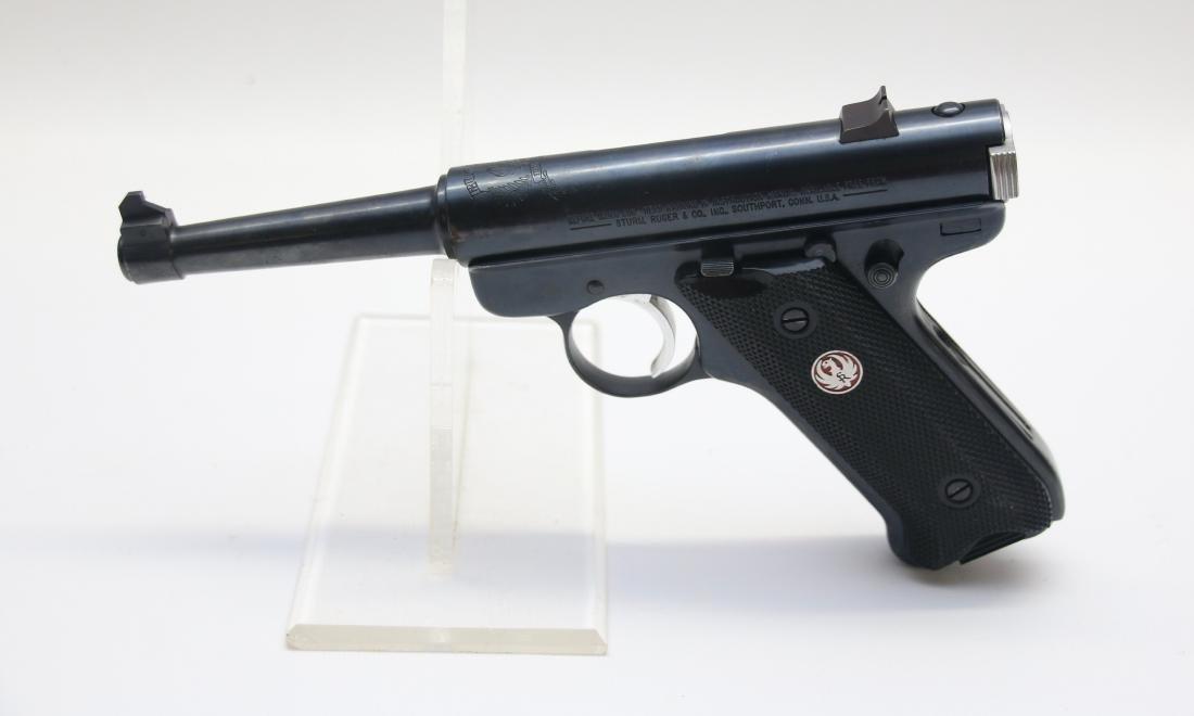 RUGER MARK II - 2