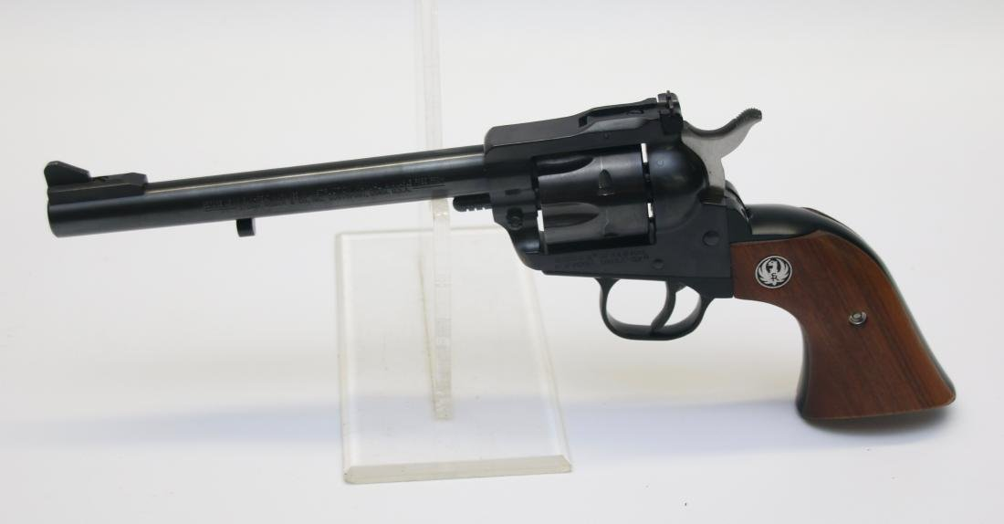 RUGER NEW MODEL SINGLE SIX - 3