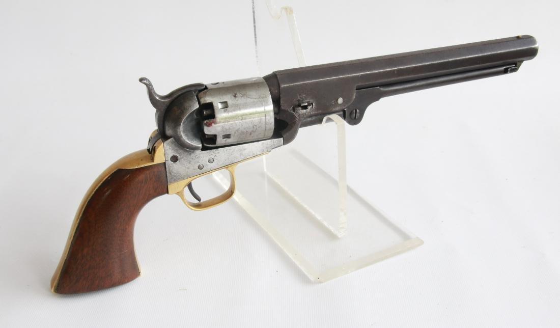 CASED COLT MODEL 1851 NAVY REVOLVER - 2