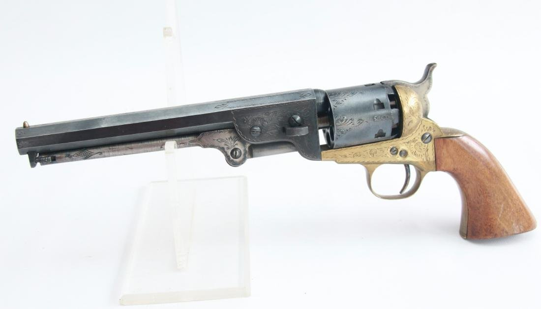 COLT MODEL 1851 NAVY COPY - 3