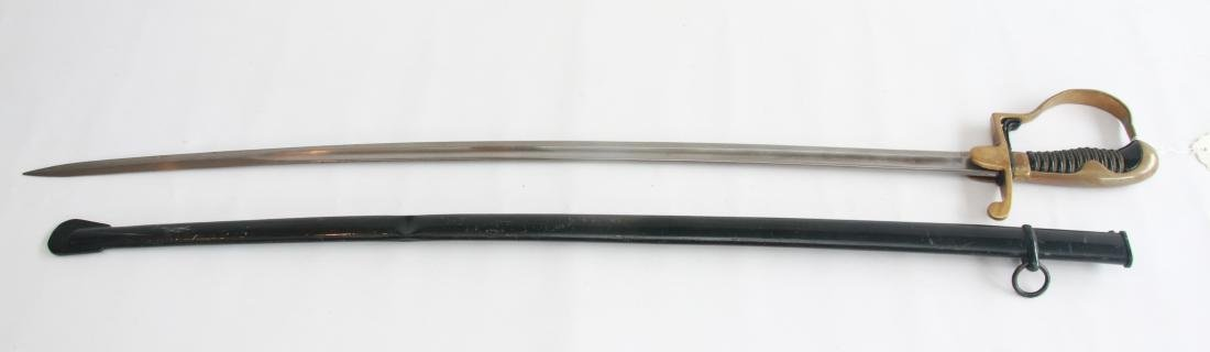 GERMAN WWII EICKHORN SWORD