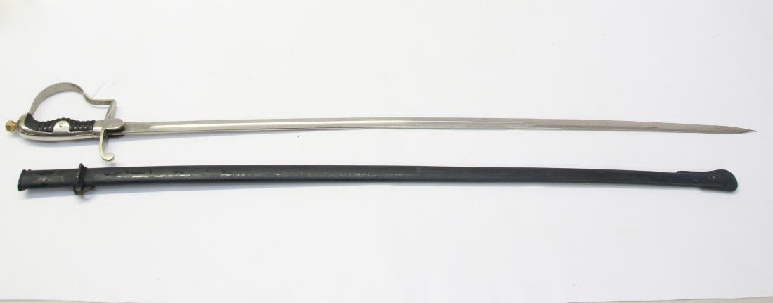 WWII GERMAN OFFICERS SWORD