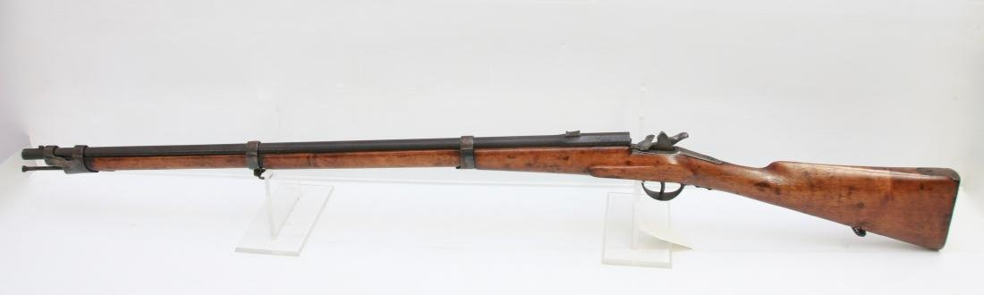 ANTIQUE SINGLE SHOT RIFLE - 2