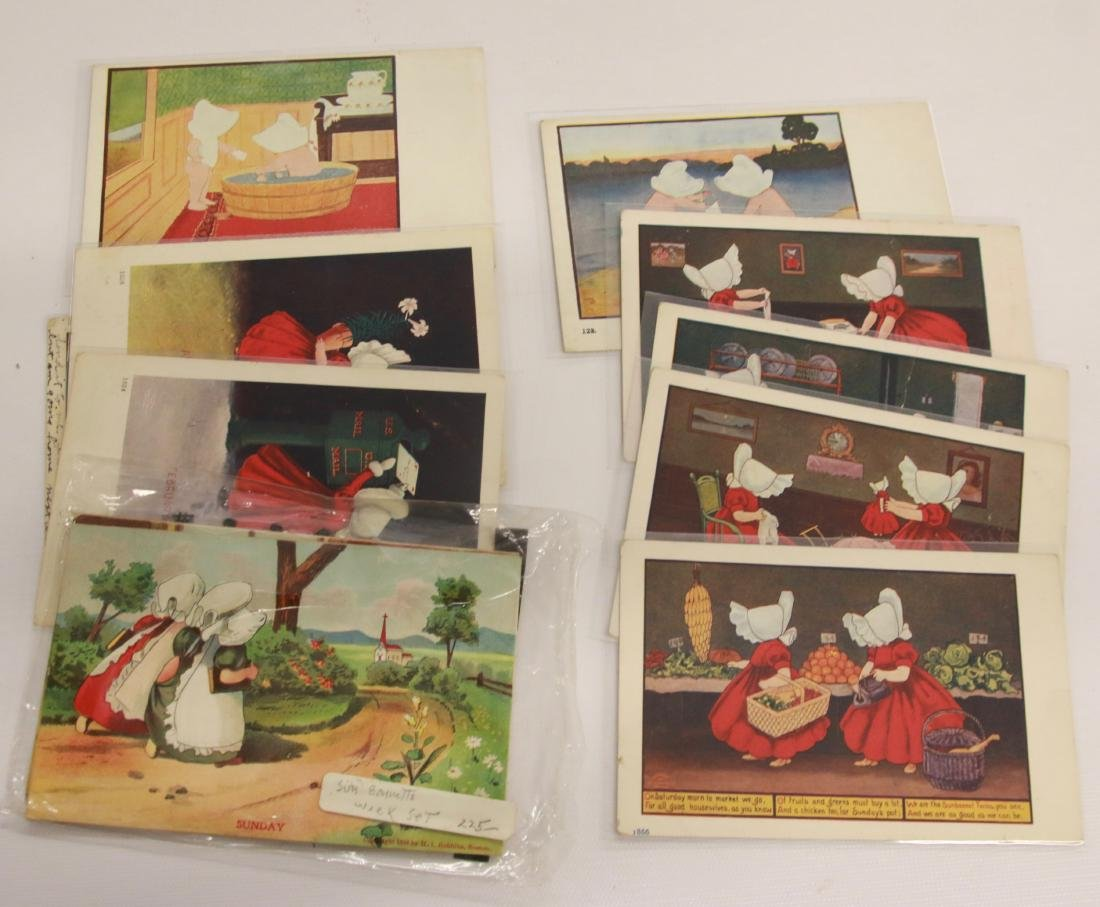 GROUP LOT OF POSTCARDS