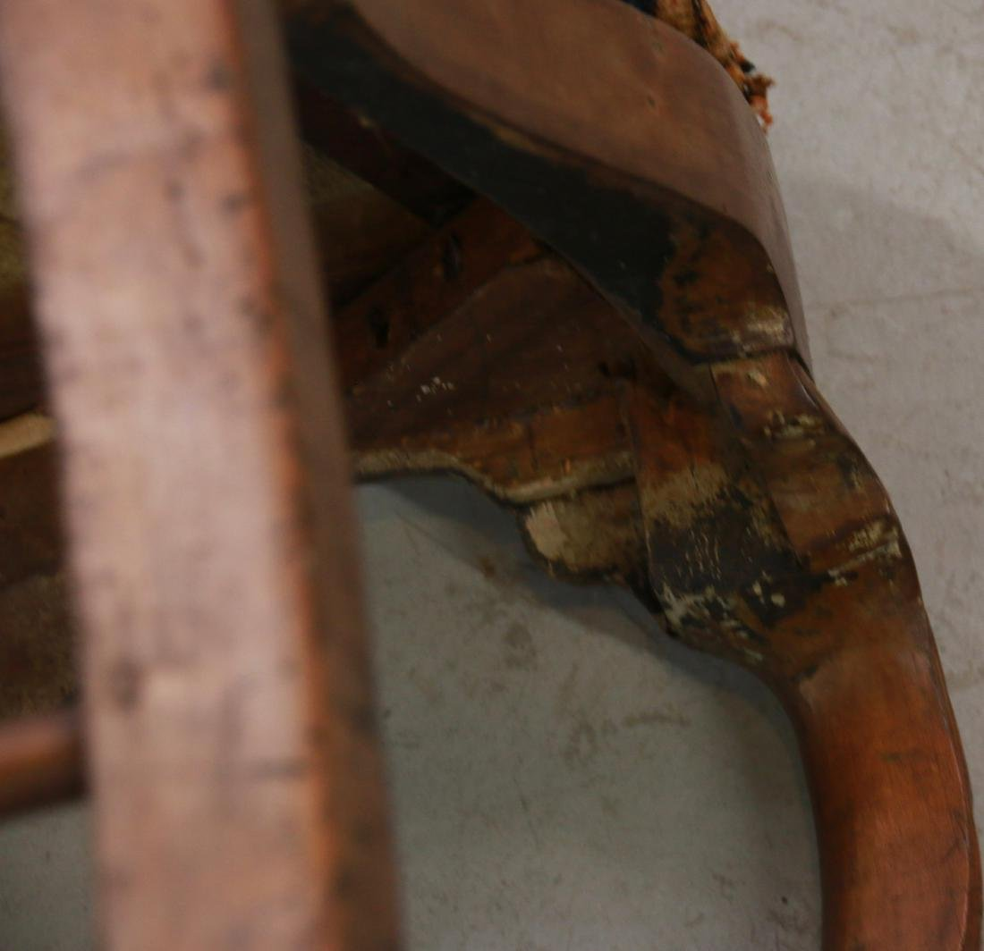 PR. OF QUEEN ANNE SIDE CHAIRS - 7
