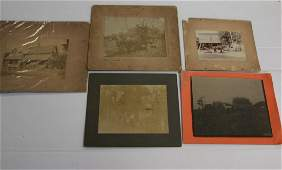 GROUP LOT OF EARLY PHOTOGRAPHS