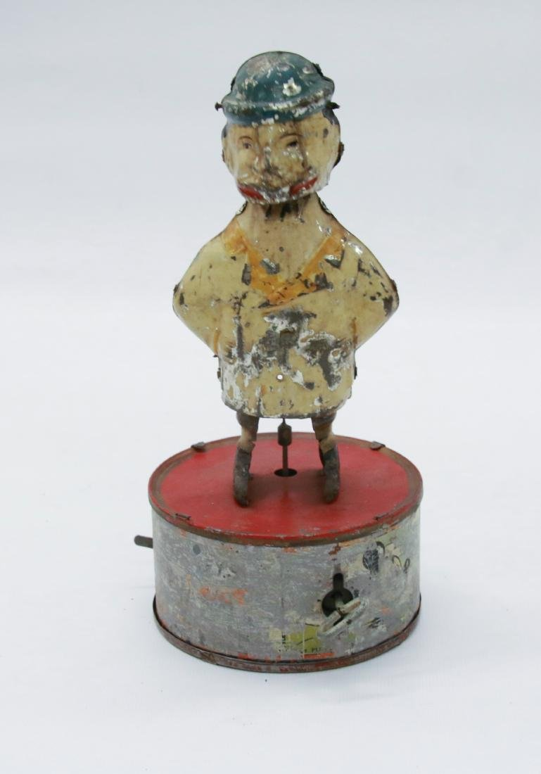 TIN LITHOGRAPH WIND-UP TOY