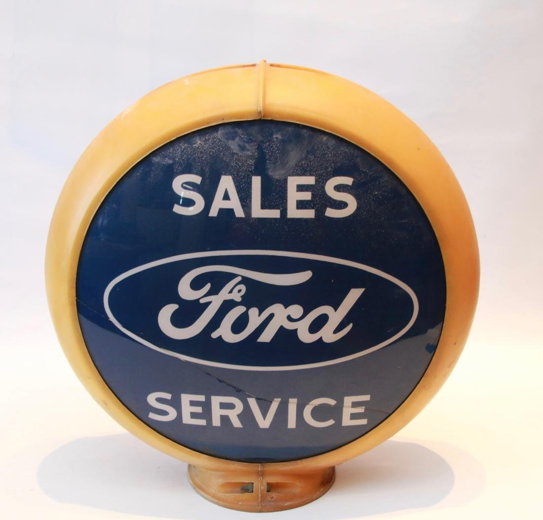 FORD SALES SERVICE GLOBE