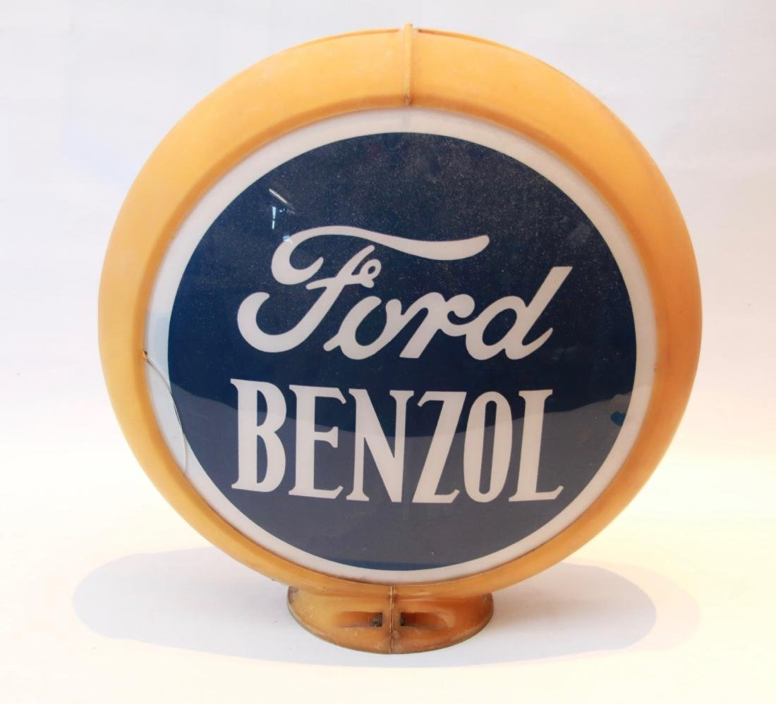FORD SALES SERVICE GLOBE - 3