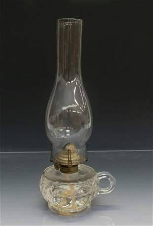FINGER KEROSENE LAMP