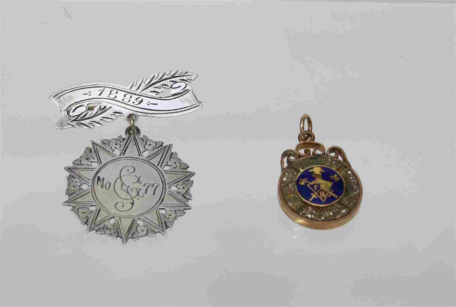 2 - ASSOCIATION PINS