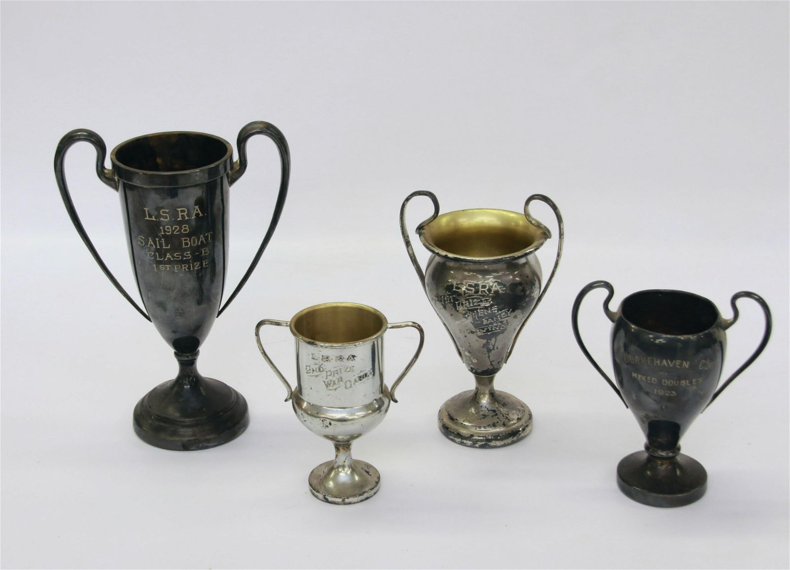 GROUP LOT OF TROPHIES