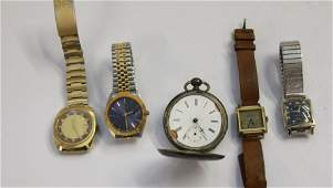 GROUP LOT OF WATCHES
