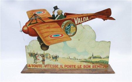 1930'S PHARMACY ADVERTISING AUTOMATON
