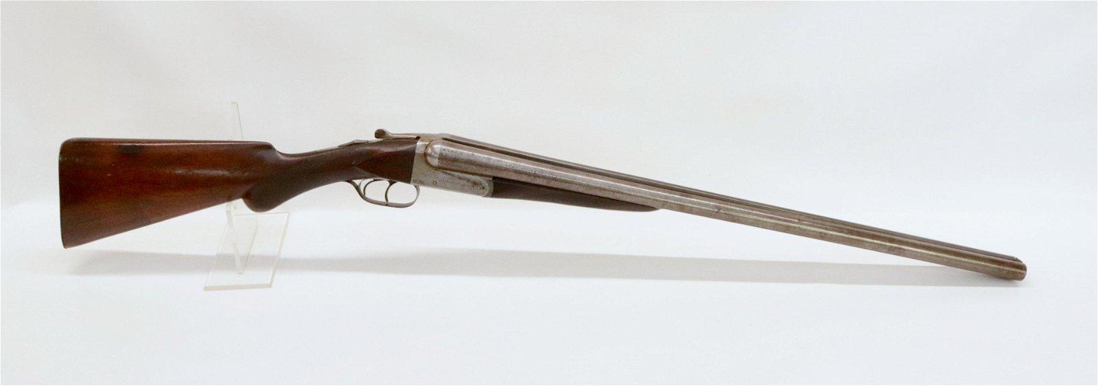 REMINGTON DOUBLE BARREL SHOTGUN
