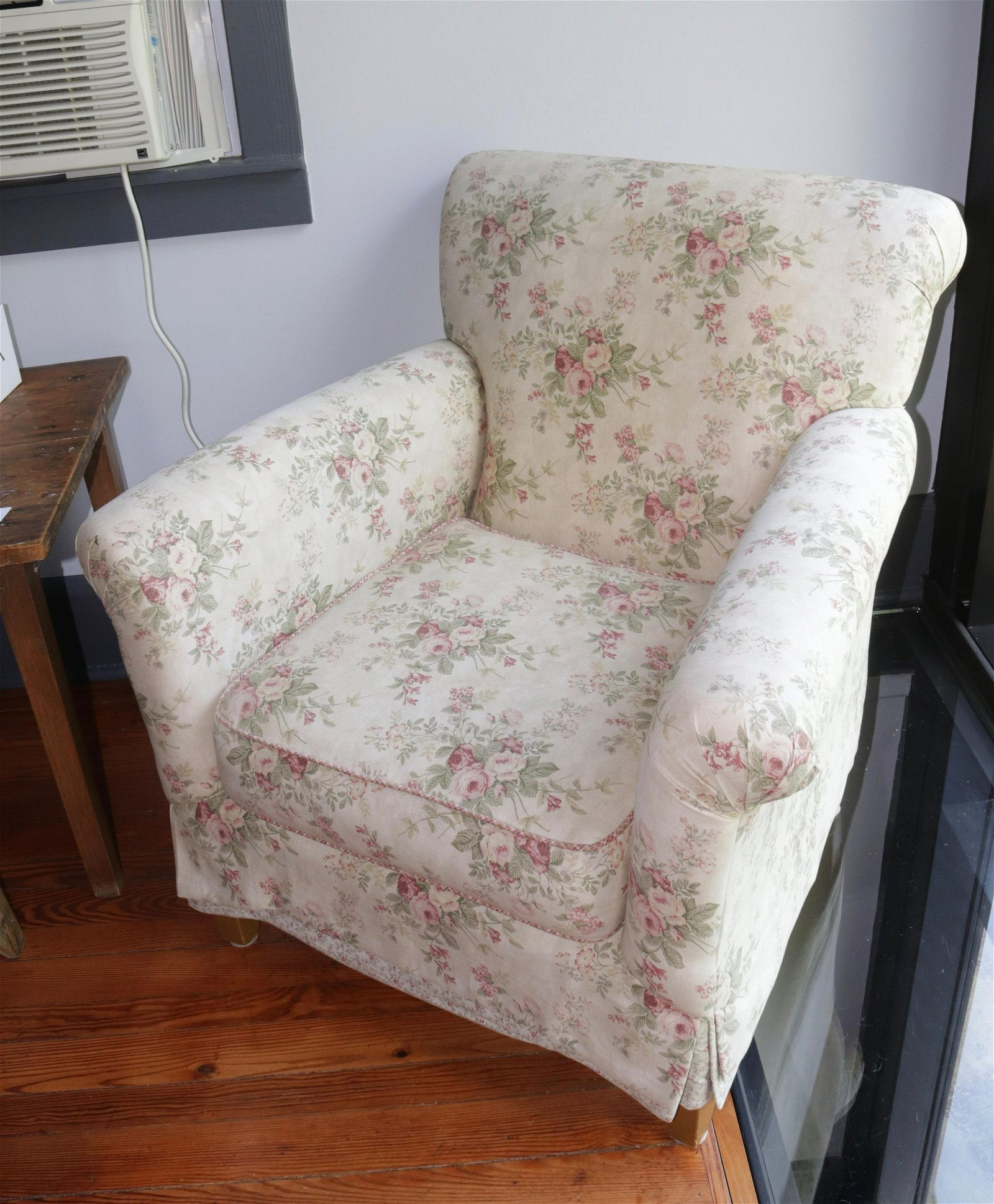 PR. UPHOLSTERED CHAIRS