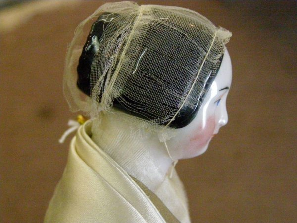 "296: 11"" CHINA HEAD DOLL - 4"