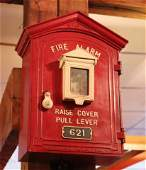 SUPERIOR FIRE ALARM WALL BOX