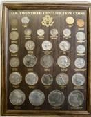 US TWENTIETH CENTURY COINS