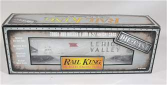 MTH RAILKING TRAIN CAR