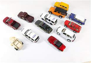 LOT OF DIECAST VEHICLES