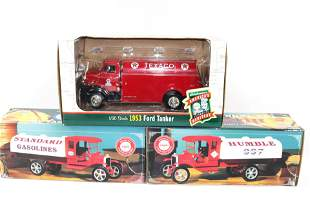 GAS STATION TOY PROMOTION LOT